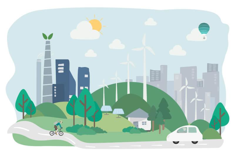 Sustainability platform