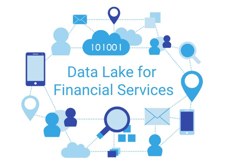 Data lake finaicial services
